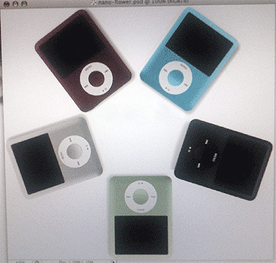 Rumor iPods Nano