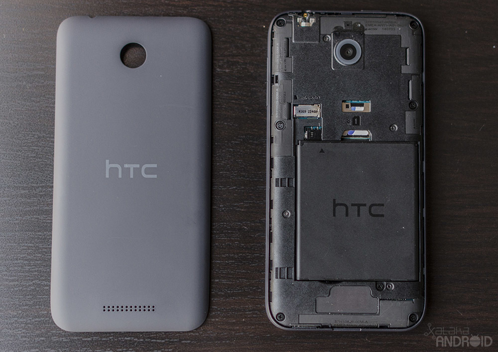 Foto de HTC Desire 510, diseño (6/22)