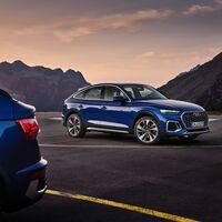 Audi Q5 Sportback: el nuevo SUV coupé de Audi para plantar cara a los BMW X4 y Mercedes-Benz GLC Coupé