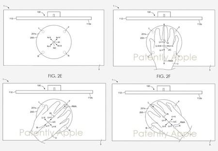 Apple patenta lo que puede ser la evolución de su Magic Mouse