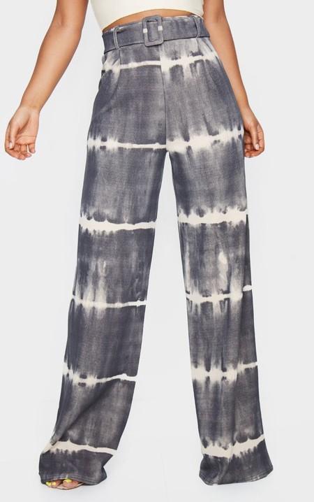 Pantalones Tie Dye Prettylittlething