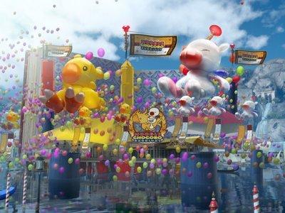Final Fantasy XV celebrará el festival Moogle Chocobo a partir del 24 de enero