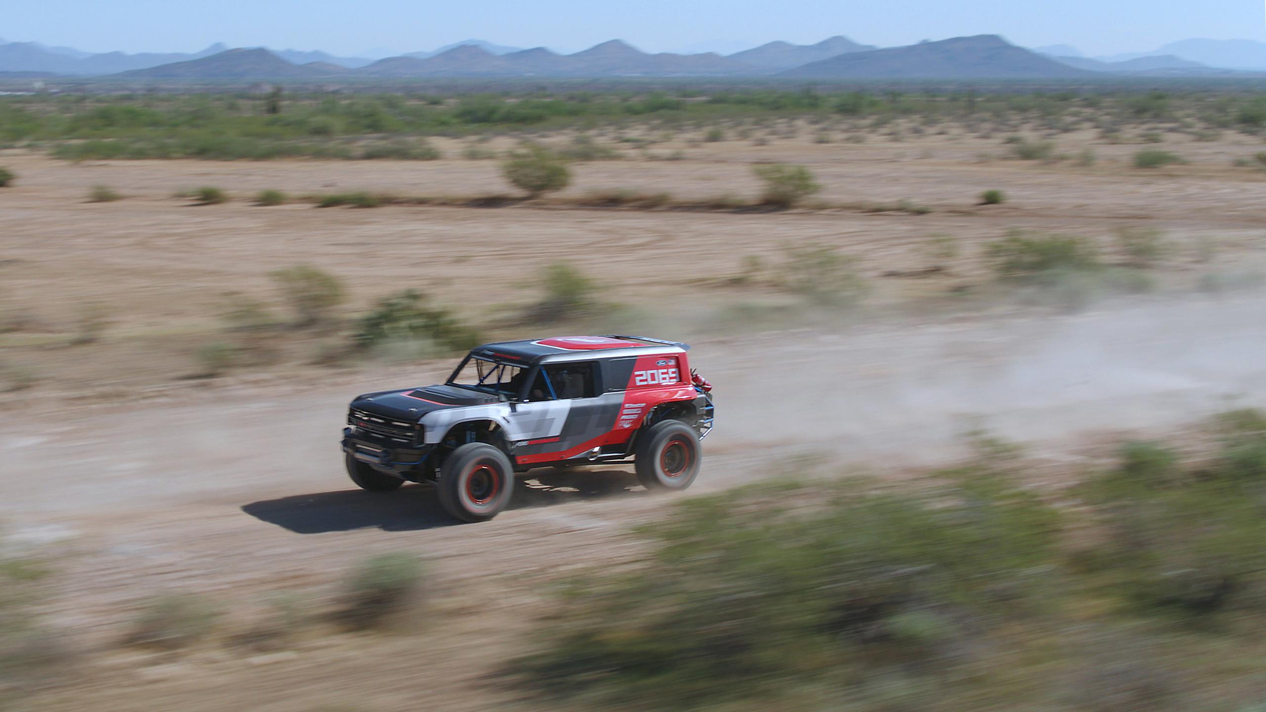 Foto de Ford Bronco R (6/13)