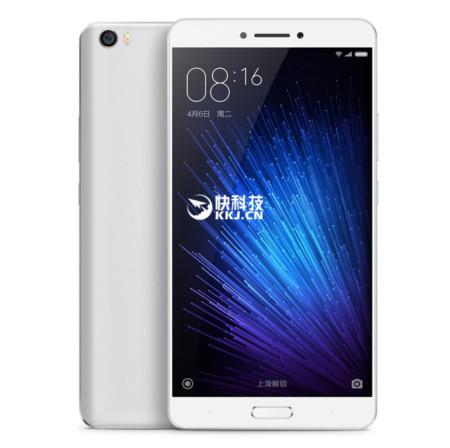 Xiaomi Mi Max sería una gran phablet de 6.4 pulgadas con procesador de la propia compañía