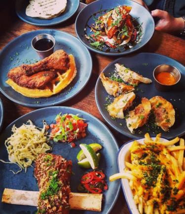 Un restaurante de Londres revoluciona el #foodporn en Instagram y nos lo pone realmente fácil
