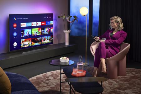 Los nuevos televisores OLED y LCD LED de Philips para 2020 llegan con soporte total HDR, sonido B&W y Dolby Vision en streaming