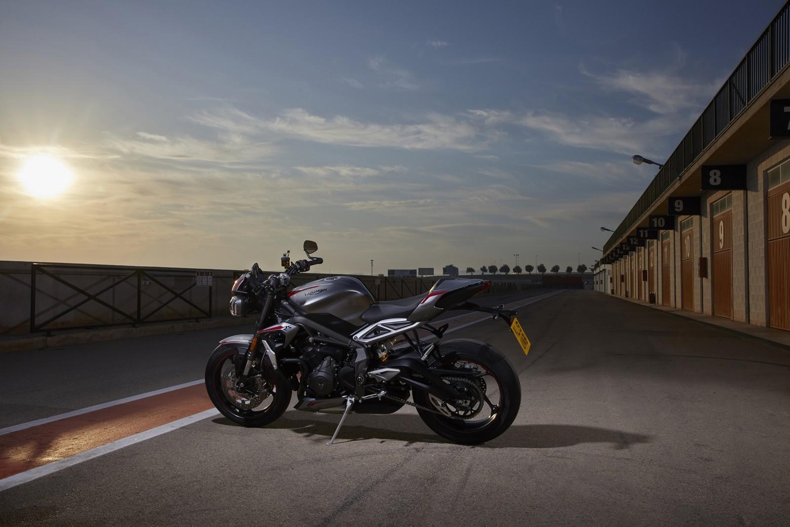 Foto de Triumph Street Triple RS 2020, prueba (22/44)