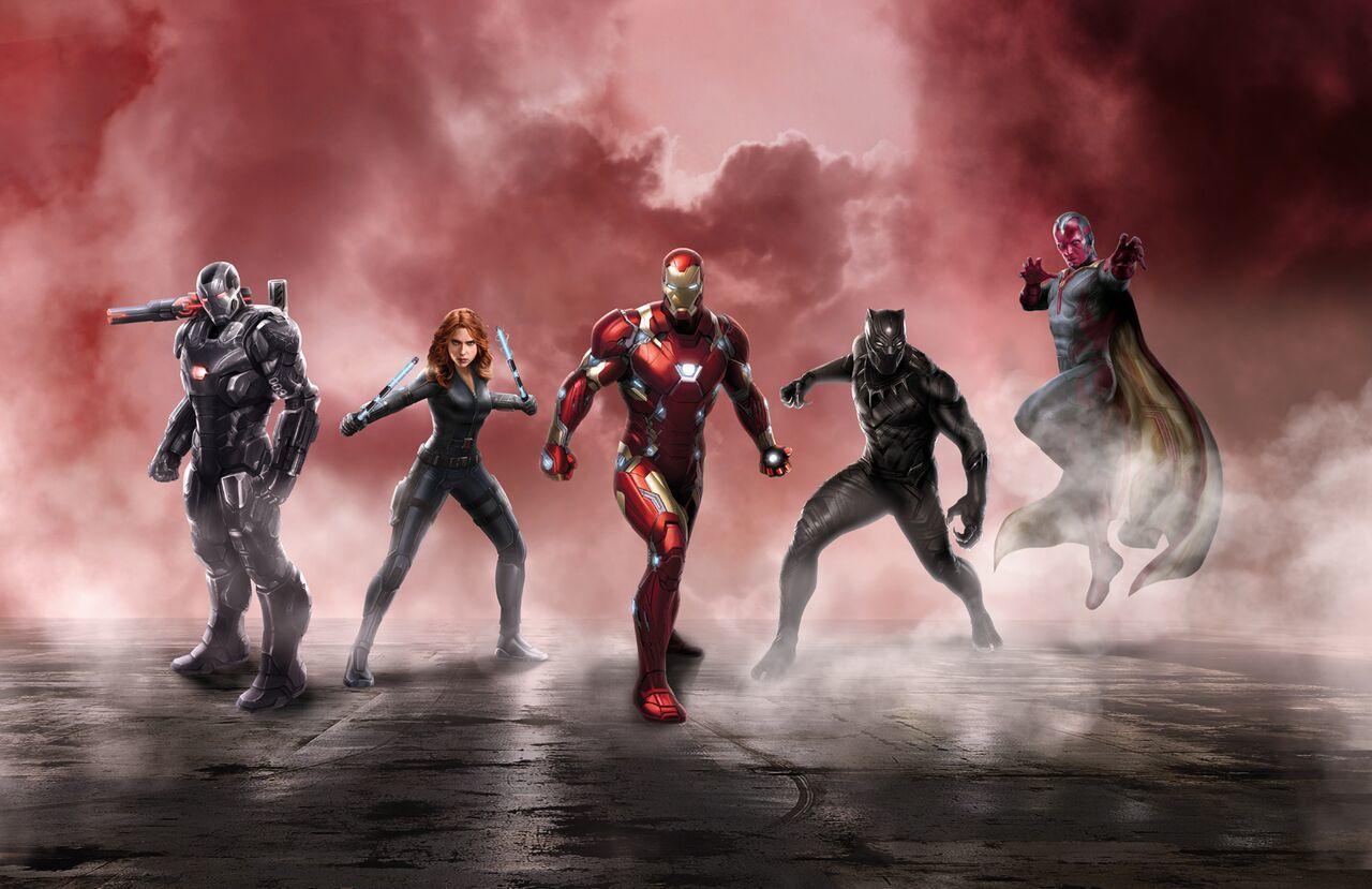 Foto de 'Captain America: Civil War', primeras imágenes (1/5)