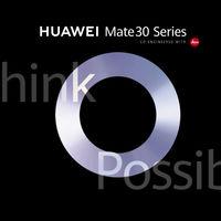 Huawei Mate 30 y Huawei Mate 30 Pro: sigue la presentación en directo con nosotros