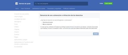 Facebook y los derechos de autor