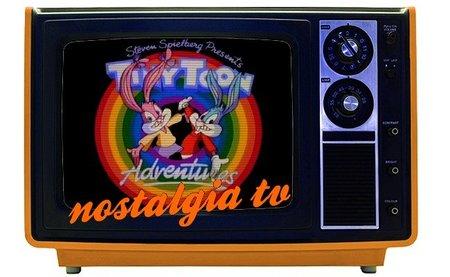 'Las aventuras de los Tiny Toon', Nostalgia TV