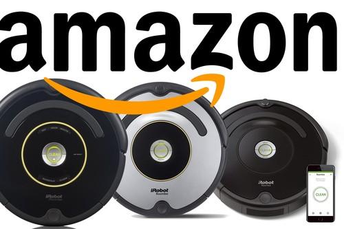 Robots iRobot a precios rebajados en Amazon para comenzar curso dedicando menos tiempo a la limpieza del hogar