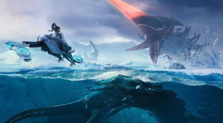 La gélida expansión Subnautica: Below Zero aterriza en el servicio de acceso anticipado con su primer tráiler cinemático