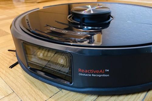 Roborock S6 MaxV, análisis: el robot aspirador que todo lo ve mira de tú a tú a la gama alta