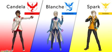 Pokémon GO se actualiza dando utilidad a los líderes de cada equipo, que valorarán tus capturas