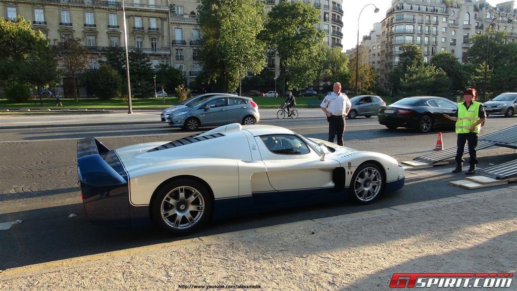 coches de paris: