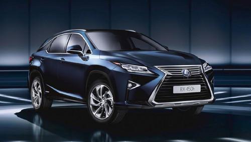 Ya a la venta el Lexus RX 450h, descubre todas sus novedades y precio