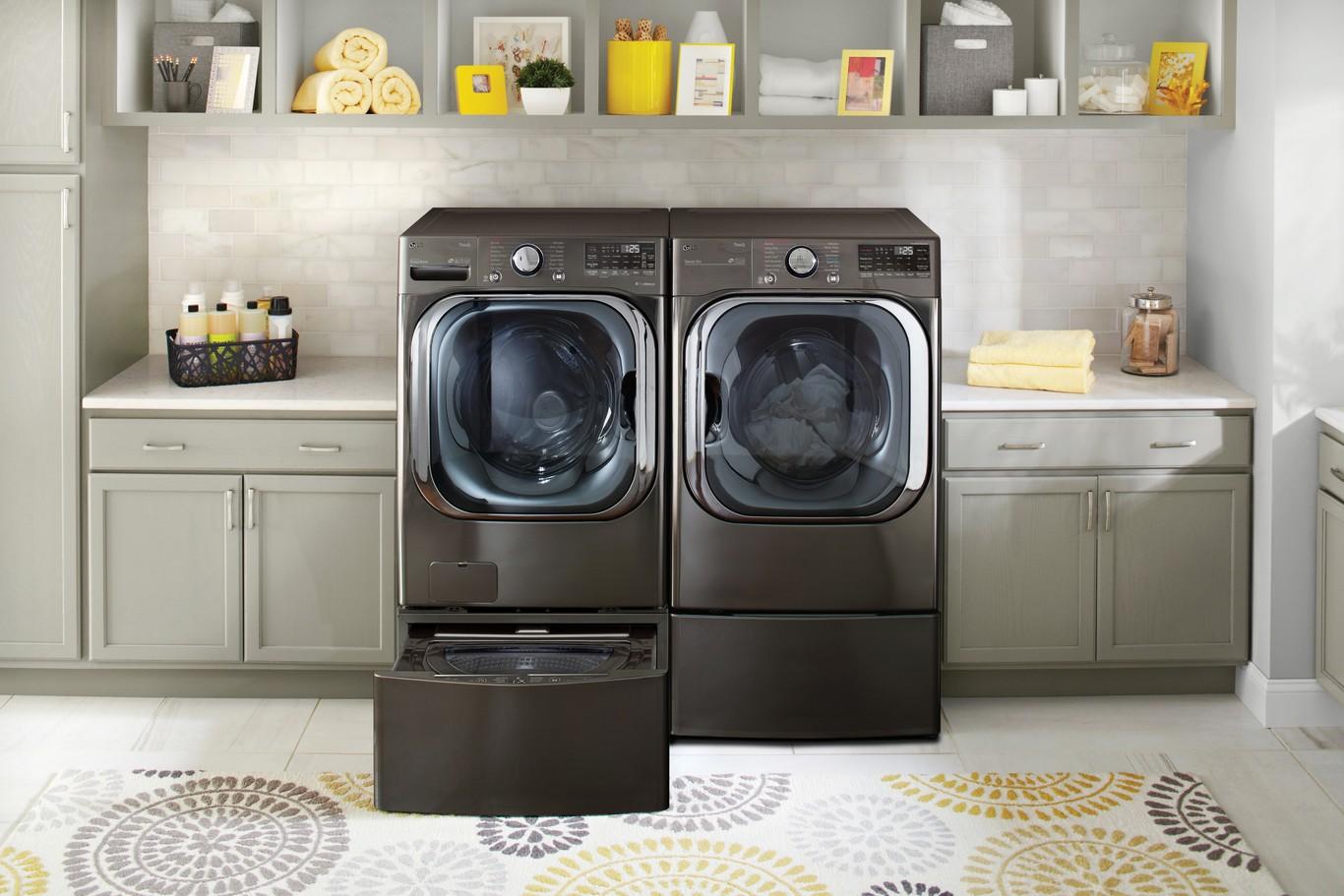 """LG lleva la """"Inteligencia Artificial"""" hasta su nueva generación de lavadoras con motores Direct Drive"""