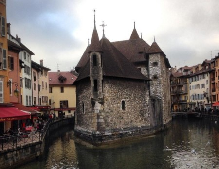 Annecy, una de las ciudades más fotografiadas de Francia