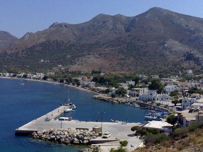Tilos, la primera isla del Mediterráneo que funcionará exclusivamente con energías renovables