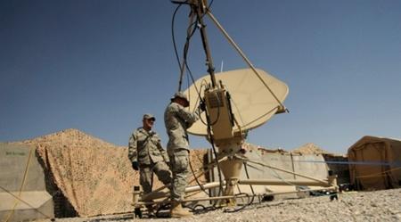 DARPA investiga cómo crear redes inalámbricas de 100 Gbps y largo alcance