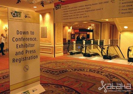 El largo camino hacia la acreditación en el CES 2012 (en vídeo)