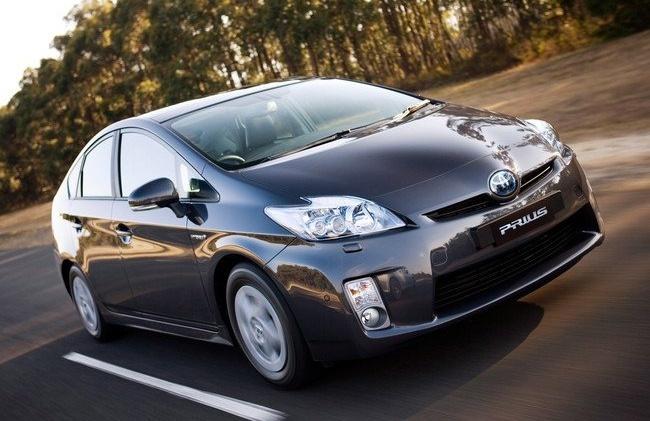 Toyota Yaris smartphone