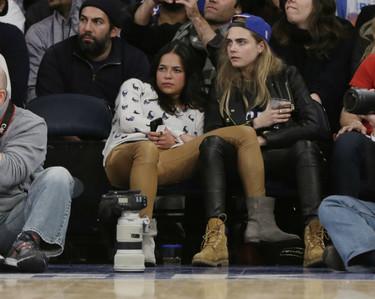 Cara Delevingne, Michelle Rodríguez y esa amistad tan especial