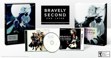 Bravely Second Edicion De Coleccion