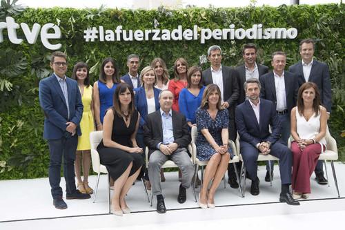 """La """"purga"""" de TVE: la televisión pública renueva sus informativos con una polémica ola de destituciones"""