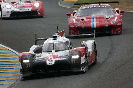 Toyota Ferrari 24 Horas De Le Mans 2020