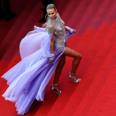 El Festival de Cannes continúa y la alfombra roja de 'BlacKkKlansman' nos deja con looks de impresión