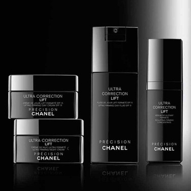 Chanel Ultra Correction Lift: a por la firmeza cutánea de alta gama
