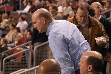 Baloncesto y tecnología, dos negocios unidos por Microsoft y la NBA