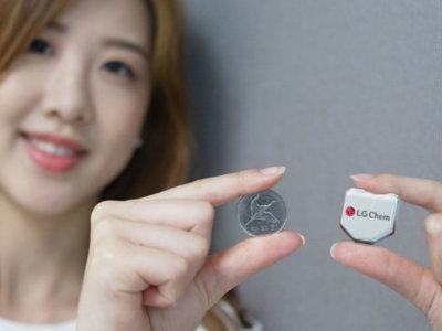 Así es la batería hexagonal con la que LG alimentará a sus próximos relojes inteligentes