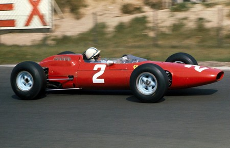 Surtees Ferrari F1 1964