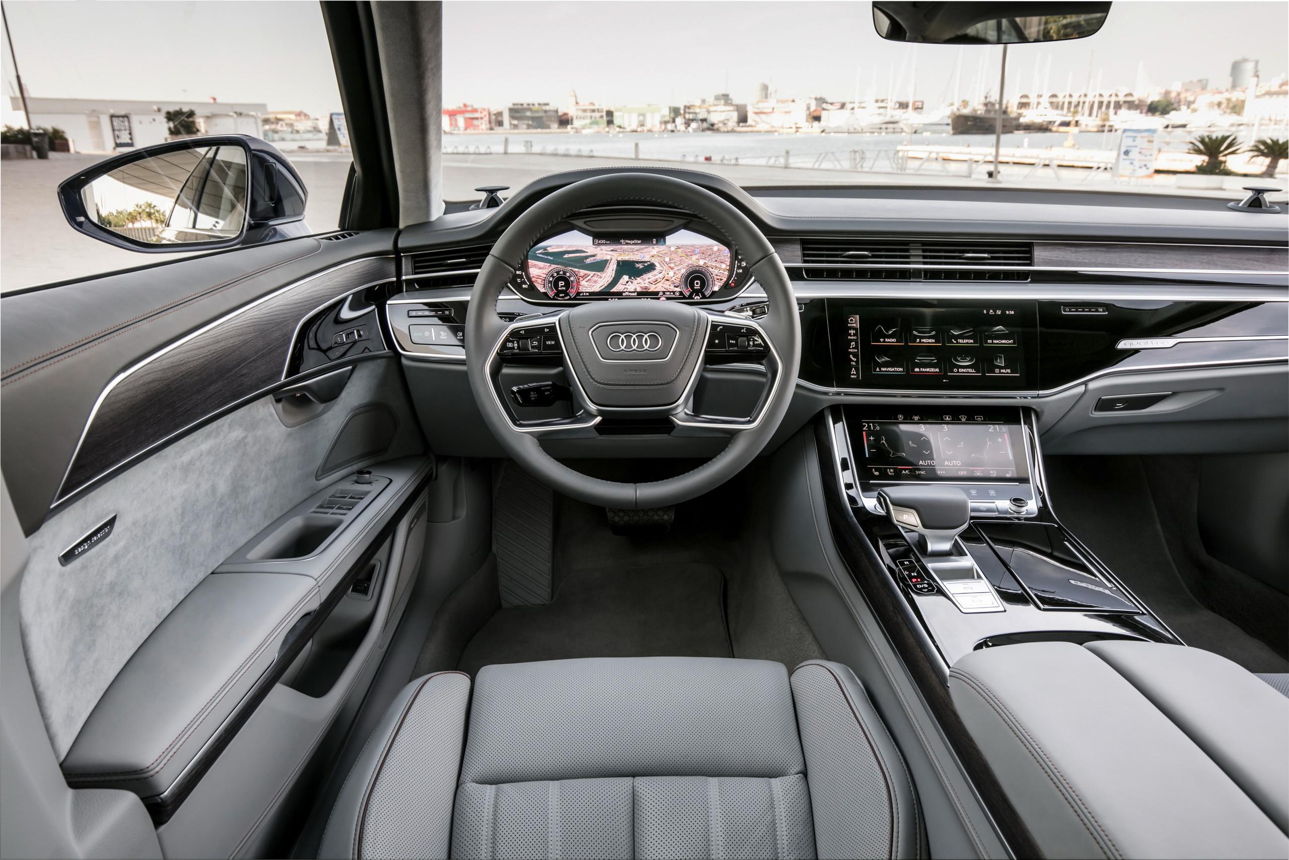 Audi A8 2018 Presentaci 243 N 38 81