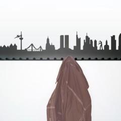 Foto 3 de 7 de la galería colgadores-inspirados-en-grandes-ciudades en Decoesfera