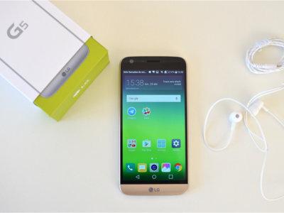 LG: las innovaciones arriesgadas mejor fuera del terminal de referencia