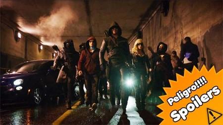 'Arrow' cierra una segunda temporada muy sólida