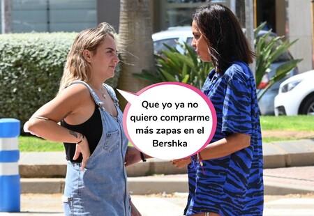 """Olga Moreno defiende a Rocío Flores tras destaparse la presunta estafa de falsificación: """"Ella no estaba al tanto de esto"""""""