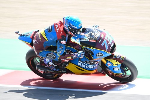 Álex Márquez consigue en Mugello su segunda victoria consecutiva y ya acecha el liderato de Moto2
