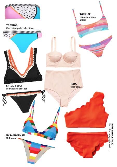 Bikinis Ss 2017