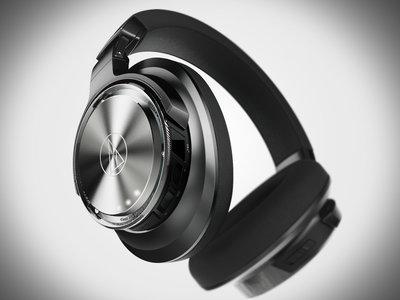Audio-Technica llevará al CES sus auriculares con Pure Digital Drive, que prescinden del clásico DAC