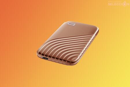 El SSD externo ultrarrápido WD My Passport SSD de 2 TB alcanza su precio mínimo histórico en Amazon por 286,86 euros