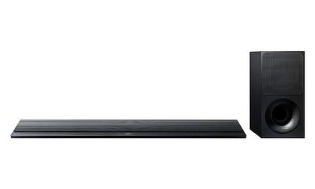 Sony HTCT790, una excelente barra de sonido, por 104 euros menos hoy en Amazon