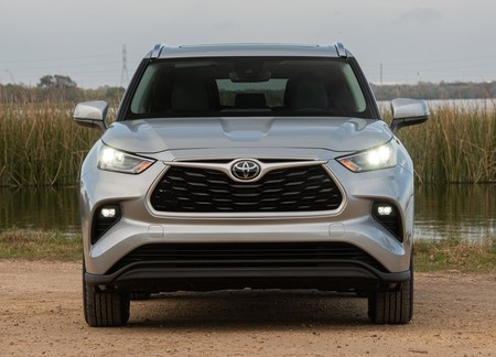 Toyota Highlander 2020 6