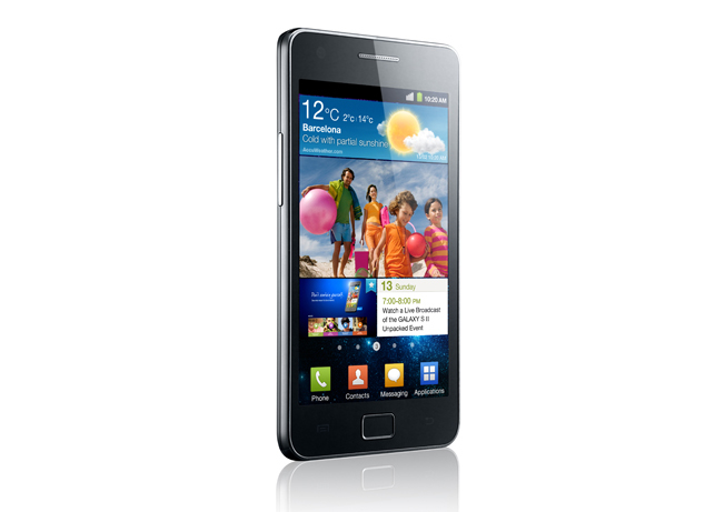 Foto de Samsung Galaxy S II (2/8)