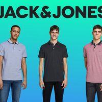 El polo más vendido de Amazon es de Jack & Jones, está disponible en infinidad de colores y hoy lo tienes desde 7 euros con envío gratis