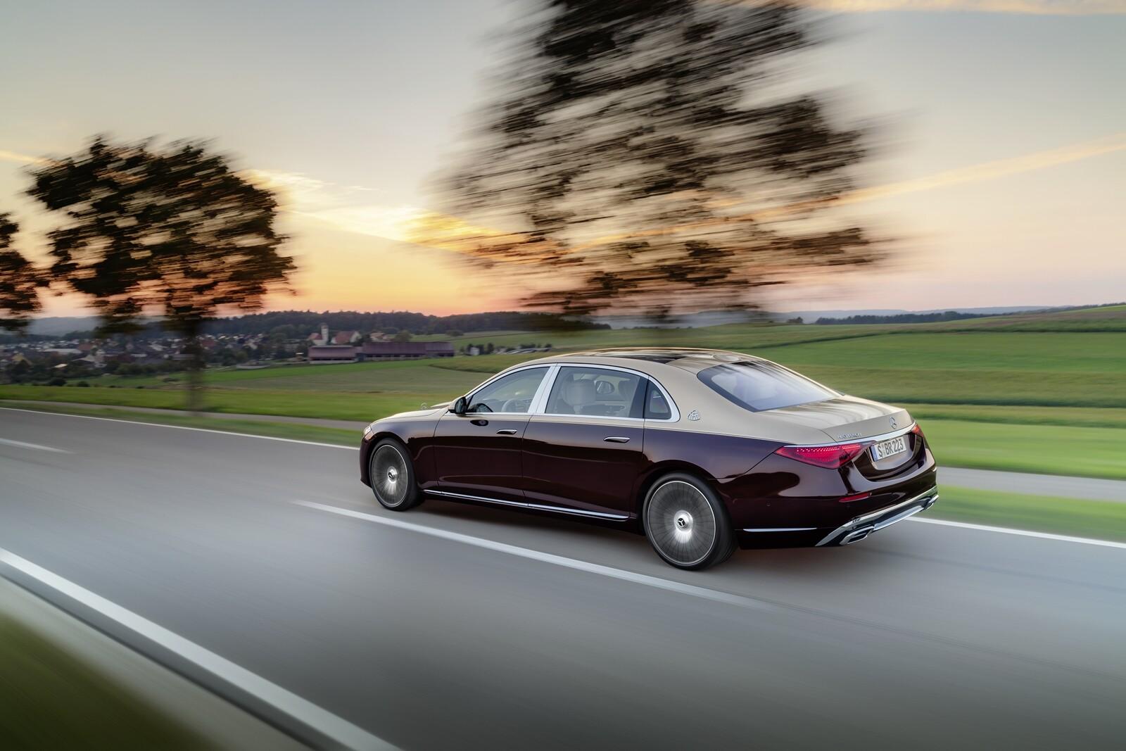 Foto de Mercedes-Maybach Clase S 2021 (17/43)